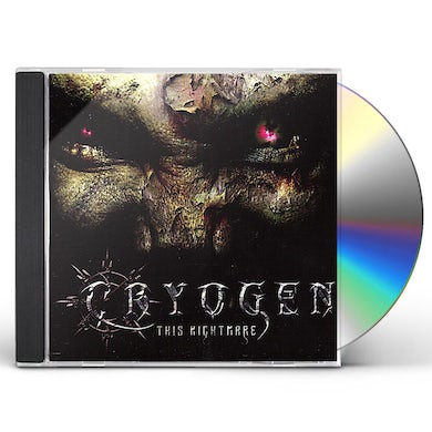 Cryogen THIS NIGHTMARE CD