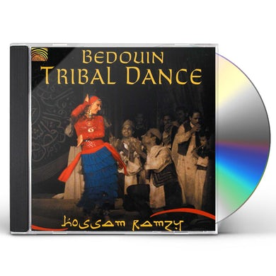 HOSSAM RAMZY BEDOUIN TRIBAL DANCE CD