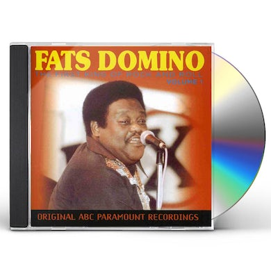 Fats Domino FIRST KIND OF ROCK & ROLL 1 CD