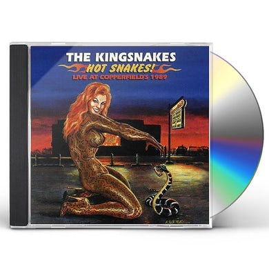 Kingsnakes HOT SNAKES CD