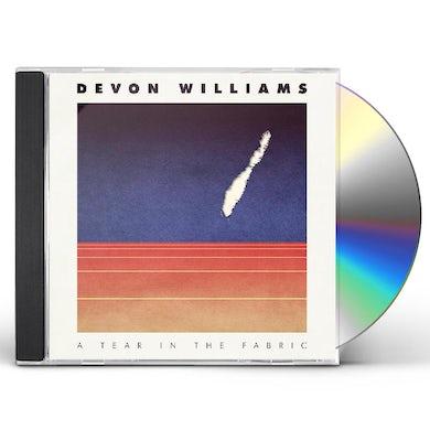 Devon Williams TEAR IN THE FABRIC CD