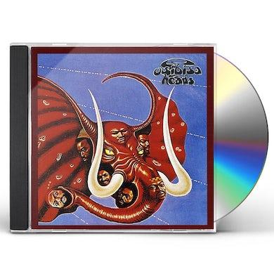 Osibisa HEADS CD
