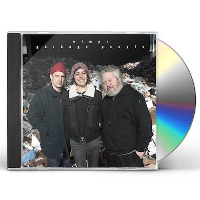 wimps GARBAGE PEOPLE CD