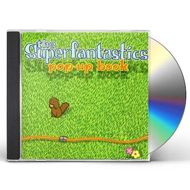 Superfantastics POP-UP BOOK CD