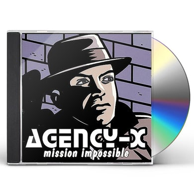 MISSION IMPOSSIBLE CD