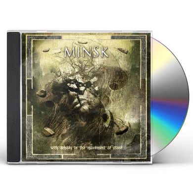 Minsk WITH ECHOES IN THE MOVEMENT OF STONE CD
