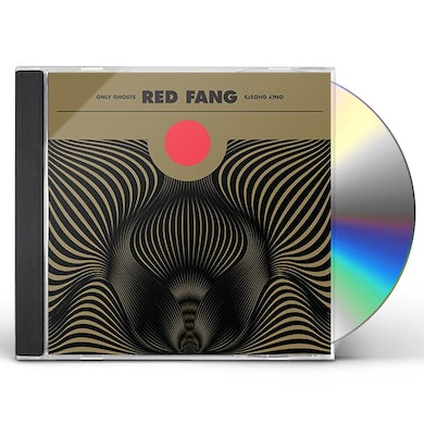 Red Fang Only Ghosts CD