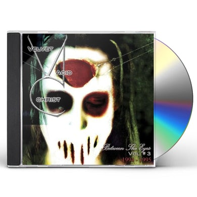 VELVET ACID CHRIST BETWEEN THE EYES 3 CD