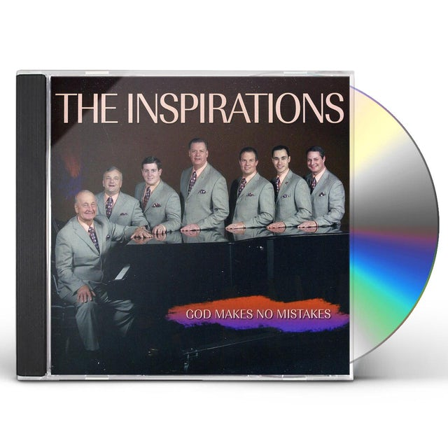 Inspirations GOD MAKES NO MISTAKES CD