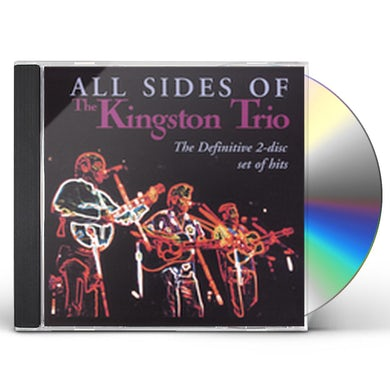 Kingston Trio ALL SIDES OFF CD