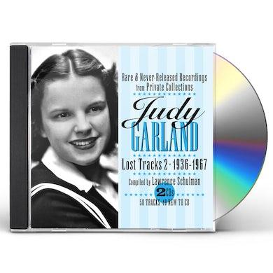 Judy Garland LOST TRACKS VOLUME 2: 1936-1967 CD