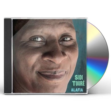 Sidi Toure ALAFIA CD
