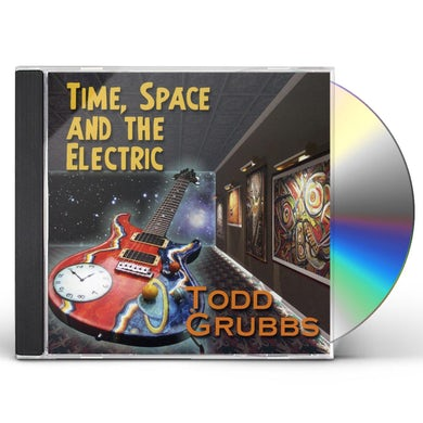TIME SPACE & THE ELECTRIC CD