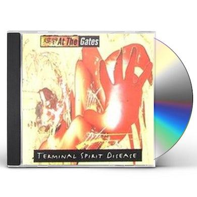 At The Gates TERMINAL SPIRIT DISEASE CD