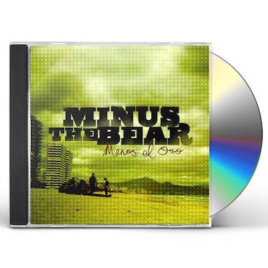 Minus The Bear MENOS EL OSO CD