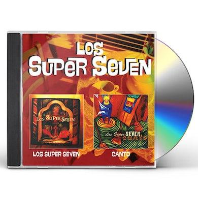 LOS SUPER SEVEN / CANTO CD