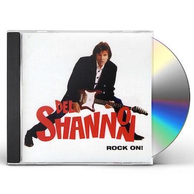 Del Shannon ROCK ON CD