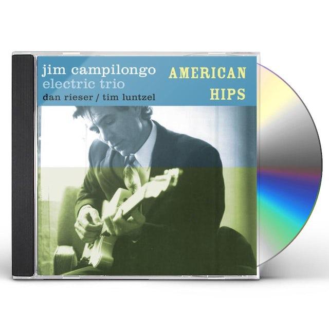 Jim Campilongo AMERICAN HIPS CD