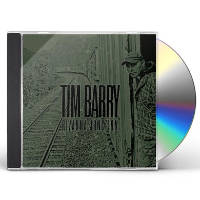 Tim Barry RIVANNA JUNCTION CD
