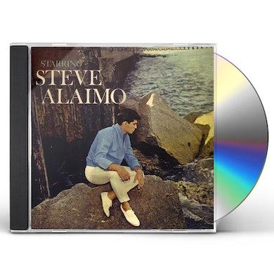 Steve Alaimo STARRING CD