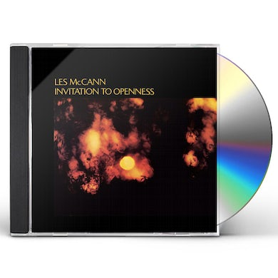 Les Mccann INVITATION TO OPENNESS CD