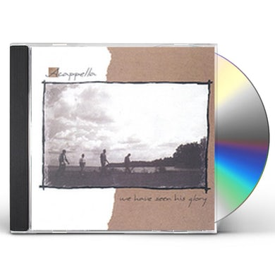 Acappella WE HAVE SEEN HIS GLORY CD