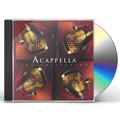 Acappella COLLECTION CD