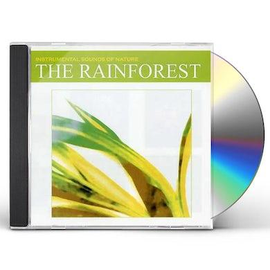 Sounds of Nature RAINFOREST CD