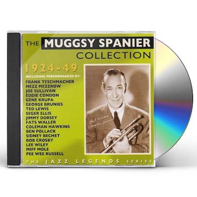 Muggsy Spanier COLLECTION 1924-49 CD