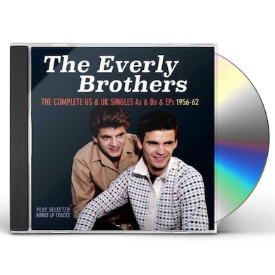 Complete U.S. & U.K. Singles: 1956-1962: The Everly Brothers CD