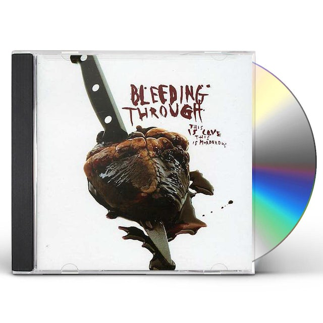 Bleeding Through THIS IS LOVE: THIS IS MURDEROUS CD
