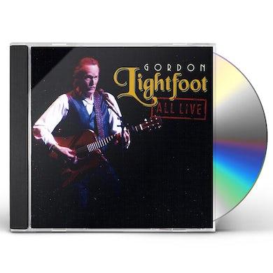 Gordon Lightfoot ALL LIVE CD