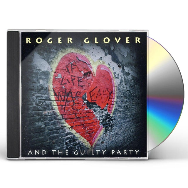 Roger Glover IF LIFE WAS EASY CD