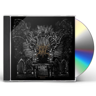 TEMPLE OF BAAL MYSTERIUM CD