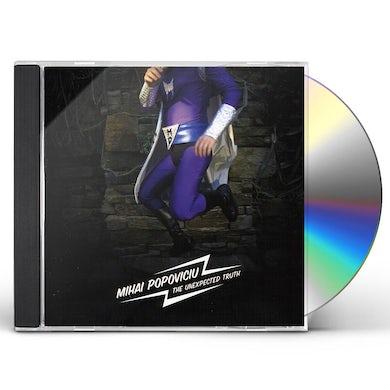Mihai Popoviciu UNEXPECTED TRUTH CD