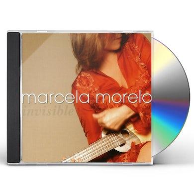 Marcela Morelo INVISIBLE CD