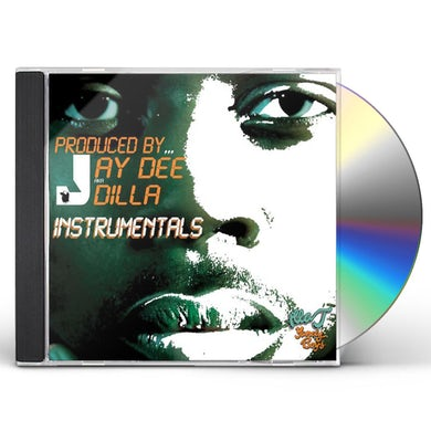 J Dilla YANCEY BOYS INSTRUMENTALS CD