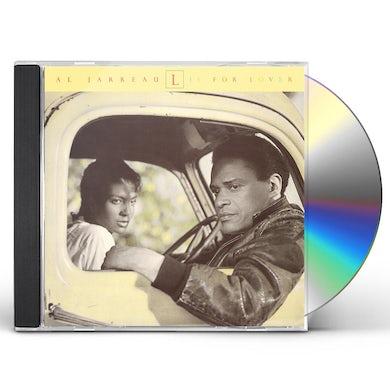 Al Jarreau L IS FOR LOVER CD