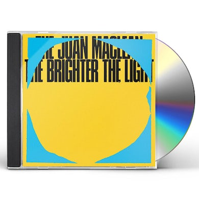 The Juan McLean THE BRIGHTER THE LIGHT CD