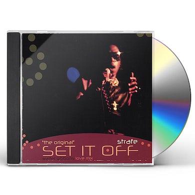 Strafe ORIGINAL SET IT OFF CD