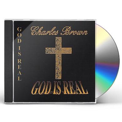 Charles Brown GOD IS REAL CD