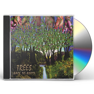 Trees BACK TO ROOTS CD