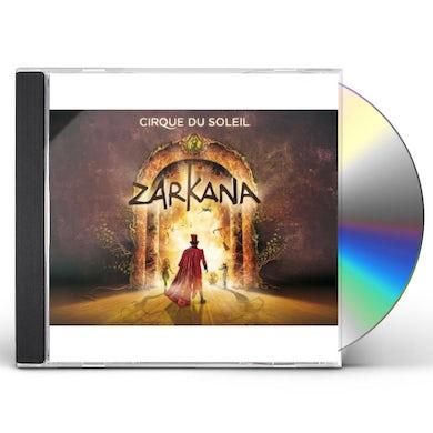 Cirque du Soleil ZARKANA / Original Soundtrack CD