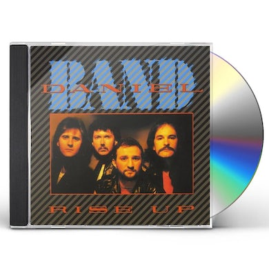 Daniel Band RISE UP CD