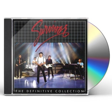 Survivor DEFINITIVE COLLECTION CD