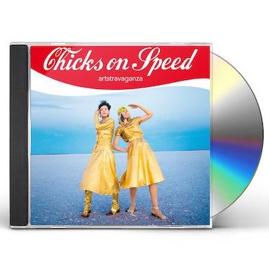 Artstravaganza CD