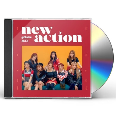ACT.5 NEW ACTION CD