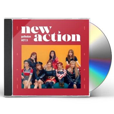 gugudan ACT.5 NEW ACTION CD