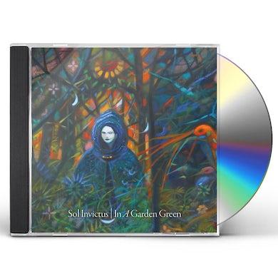 Sol Invictus In A Garden Green CD