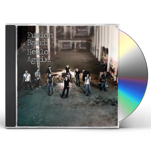 Fusion Band HELLO AGAIN CD